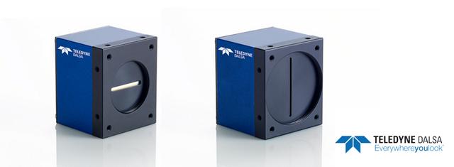 DALSA Spyder 3 CL 高灵敏黑白线阵相机