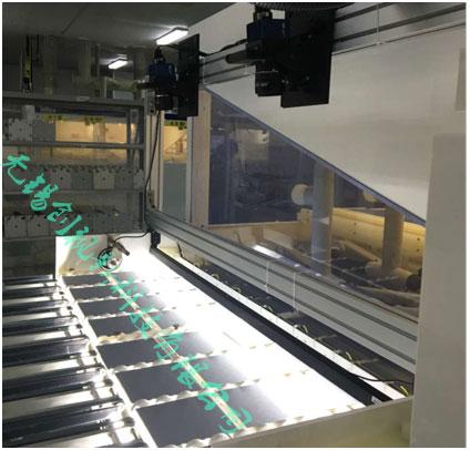 硅片破片水迹检测设备